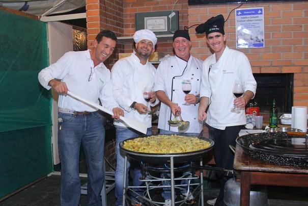 Barraca da Náutica é opção gourmet na festa junina do Iate