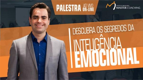 Palestra online - Descubra os segredos da inteligência emocional