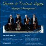 Concerto Quarteto de Cordas de Leipzig