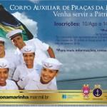 Marinha retifica edital para concurso de Nível Técnico