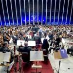 Orquestra Sinfônica de Brasília se apresenta com cantora tcheca