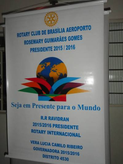 Posse da nova Diretoria Rotary Clube Brasilia Aeroporto