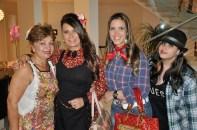 Luzia Câmara, Cláudia Galdino, Filha e Neta