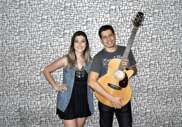 Pop Rock embala o projeto Quinta Musical com Bella Soares e Mário Svendsen - Foto: Divulgação