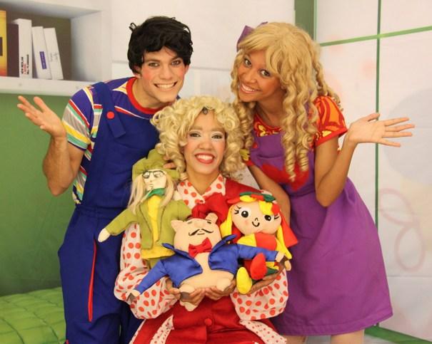 Programação teatral especial de férias para as crianças no Boulevard Shopping - Foto: Sopa de Teatro