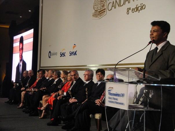 Mérito Mercador Candango faz homenagem a quem faz história no DF