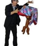 Show de mágica no Projeto Hora Animada