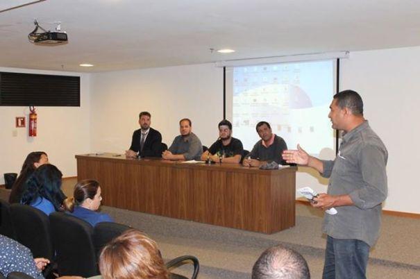 Sindicato dos Jornalistas de Brasília abre as portas para blogueiros em 'Encontro de Novas Mídias'
