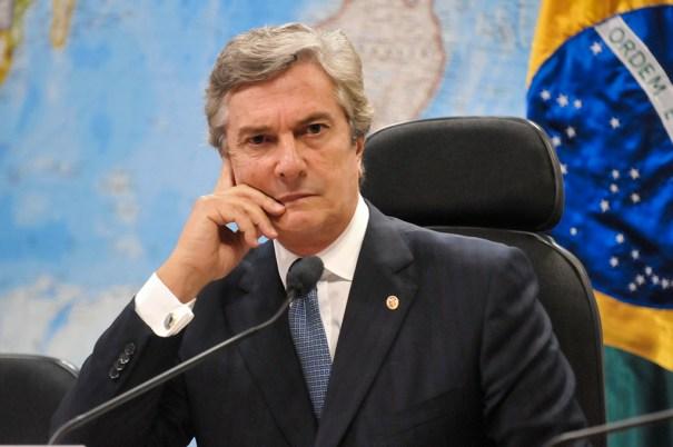 Polícia faz buscas nas casas de senador Fernando Collor de Mello (PTB-AL) e outros parlamentares - Foto: Internet