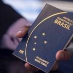 Passaporte comum passa a valer por dez anos e tem reajuste de 64,8%