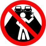 Rússia lança campanha para cidadãos pararem de tirar selfies em situações de perigo
