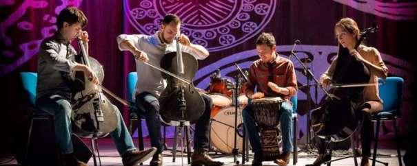 Rock. Quarteto faz a mistura de sonoridades de maneira leve - Foto: Correioweb