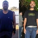 Com cirurgia bariátrica, reeducação alimentar e exercícios físicos servidor do DF perde 80 kg em 1 ano