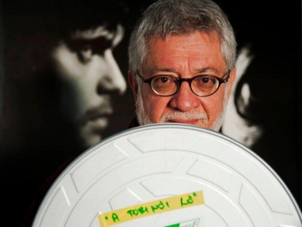 Walter Carvalho, diretor do longa 'Um Filme de Cinema', que será exibido na abertura do festival (Foto: Objeto Sim Projetos Culturais/Divulgação)