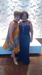 Sonia Ruscher e Luzia Câmara