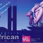 Brasília África Night