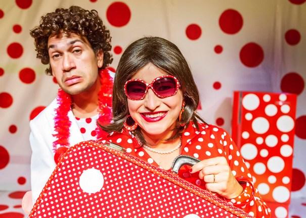 Mercedez com Z abre sessões extras neste fim de semana no Teatro Goldini - Foto: Divulgação