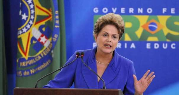 Dilma Rousseff anuncia reforma ministerial nesta sexta em Brasília - Foto: Correio Braziliense