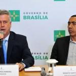 Governador Rollemberg anuncia nova composição do Executivo