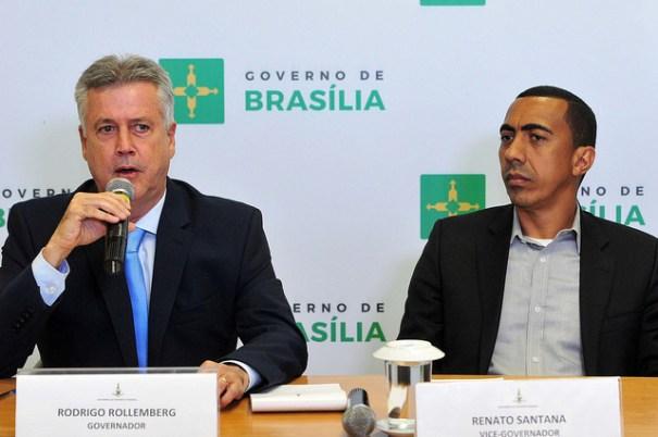 Governador Rollemberg anuncia nova composição do Executivo - Foto: Tony Winston/Agência Brasília
