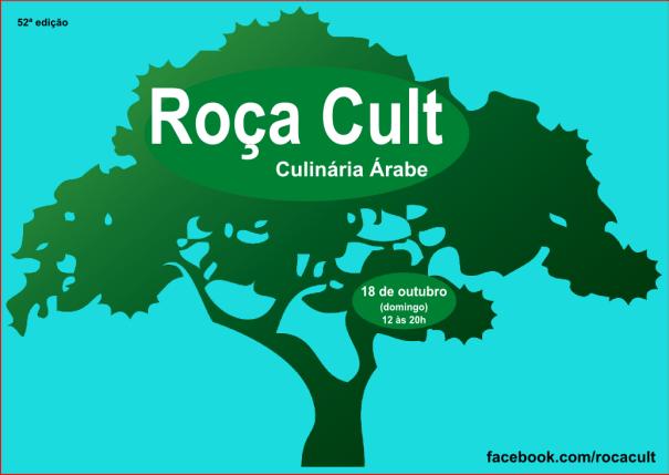 Roça Cult - Culinária Árabe