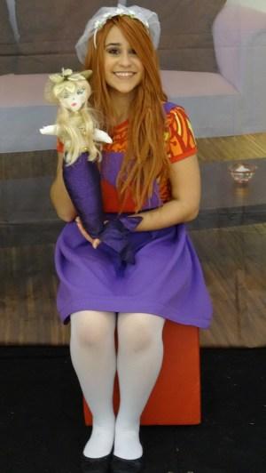 Espetáculo A Pequena Sereia no Projeto Hora Animada neste Domingo - Foto: Trupe Sopa de Teatro