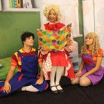 Projeto Hora Animada apresenta a peça A Rainha da Neve