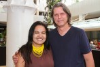 Andréia Capucho e Henrique Behr - Foto: Alan Santos