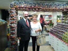 Inauguração da loja Horti Mais em Brasília