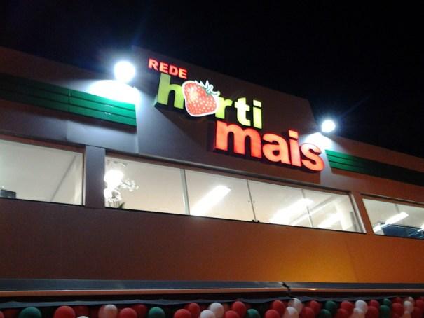 Inauguração da loja Horti Mais em Brasília na 203 Sul