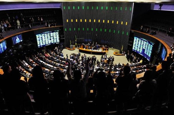 Congresso mantém veto a aumento do Judiciário - Foto: Jonas Pereira/Agência Senado