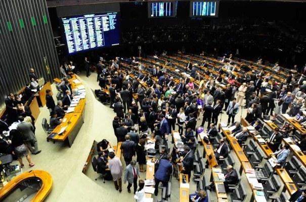Congresso derruba veto ao voto impresso e mantém proibição a financiamento privado de campanhas - Foto: Jonas Pereira/Agência Senado