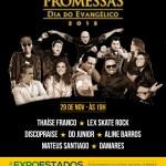Festival Promessas compõe a programação da EXPOESTADOS
