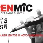 Open Mic – Brasília : Em busca do novo humorista de Brasilia