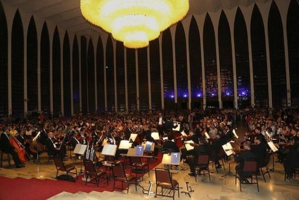 Orquestra Sinfônica retorna aos palcos no Teatro Pedro Calmon - Foto: Facebook Orquestra Sinfônica