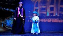 S.E.Dr. Khalid Said Salem Aljaradi, Embaixador do Sultanato de Omã, e seu filho