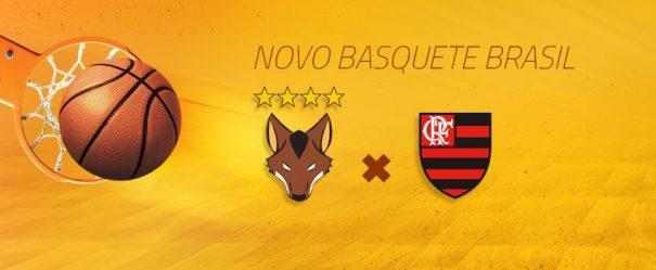 Brasília e Flamengo se enfrentam pelo NBB no Ginásio Nilson Nelson