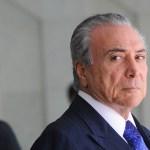 Michel Temer envia carta para Dilma na qual diz que ela não confia nele