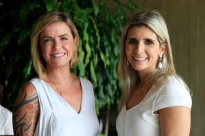 Marcela Rocha e Luana Peixoto