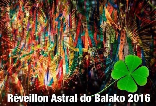 Réveillon Astral do Balako 2016