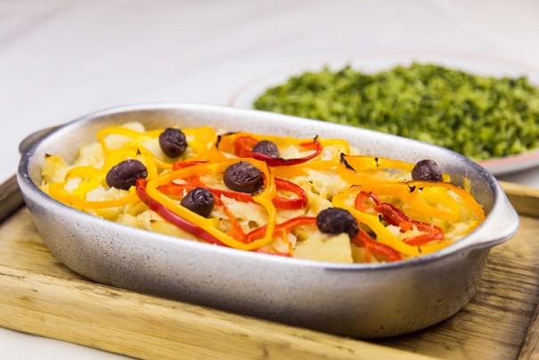 Novidades no Restaurante Dom Francisco Asbac - Bacalhau à espanhola - Foto: Thomas BF