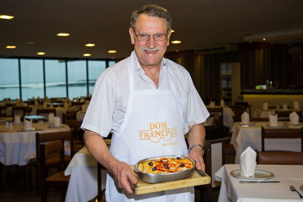 Novidades no Restaurante Dom Francisco Asbac - Chefe Francisco Ansiliero - Foto: Thomas BF