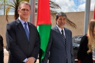 Inauguração da Embaixada do Estado da Palestina no Brasil - Foto: Alisson Carvalho