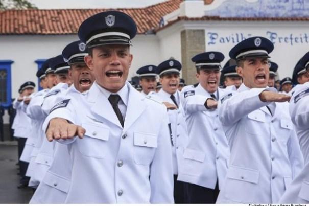 FAB publica editais com 480 vagas para seleção de novos sargentos - Foto:  Agência Força Aérea