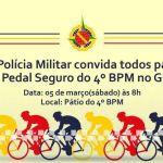 1º Passeio Ciclístico do 4º Batalhão da PMDF