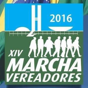 Divulgação - Marcha dos Vereadoes 2016