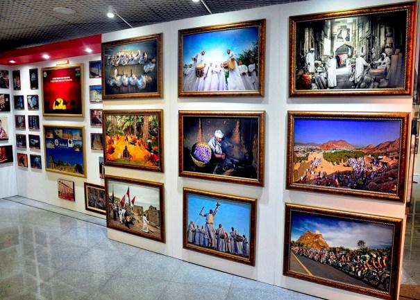 """Exposição """"O mundo árabe: civilização e diversidade"""""""