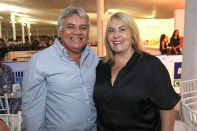Joaquim José da Costa Pereira e Marilda Nepomuceno. Crédito: Cidu Okubo