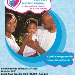 Semana do bebê debate direitos da primeira infância