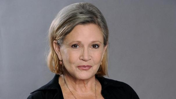 Morre aos 60 anos a atriz Carrie Fisher - Foto: Omelete